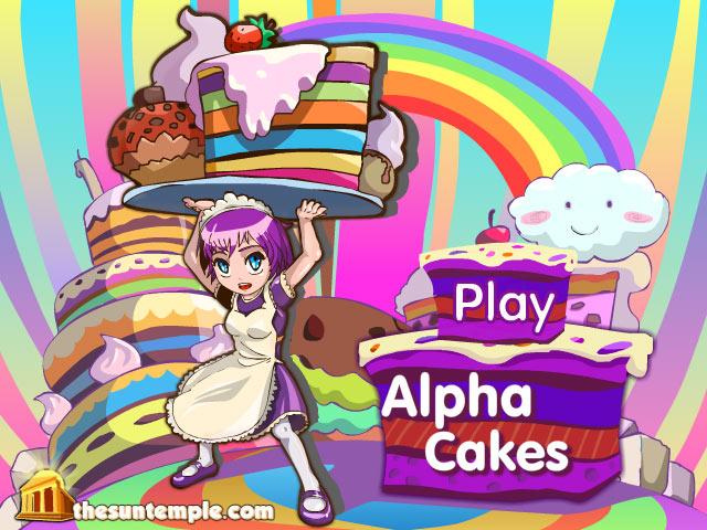 Alpha Cakes Screenshot 1