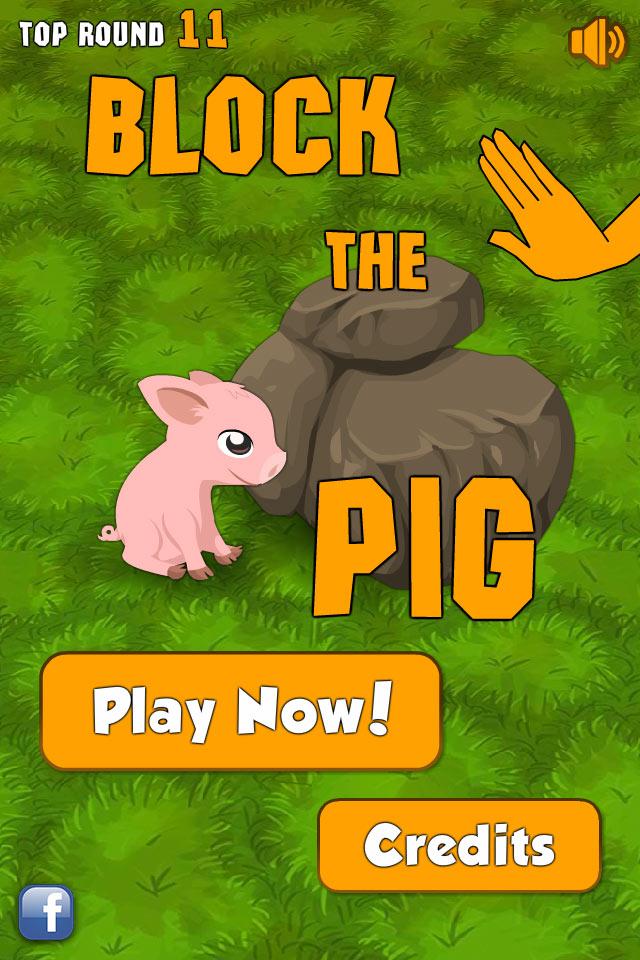 Block the Pig Screenshot 1
