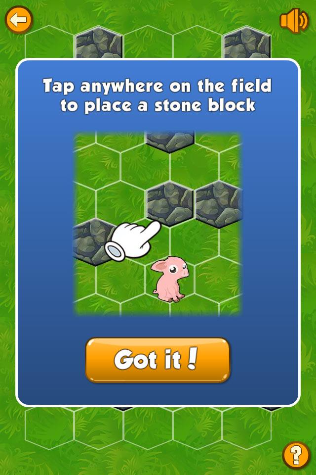 Block the Pig Screenshot 2