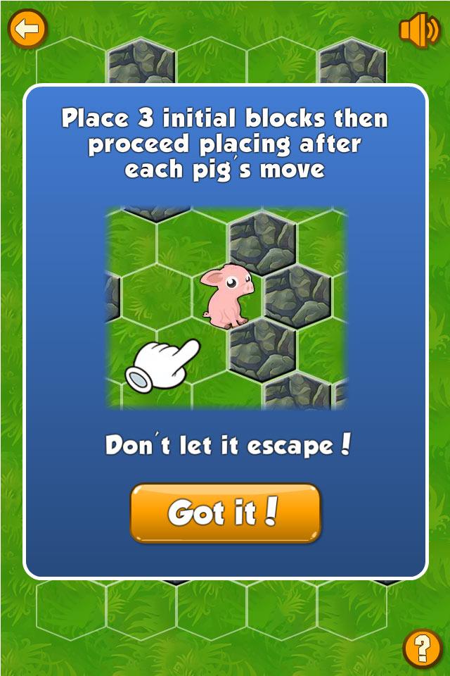 Block the Pig Screenshot 3