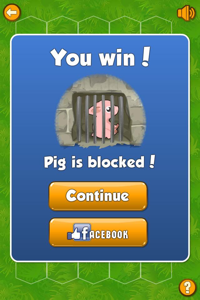 Block the Pig Screenshot 5