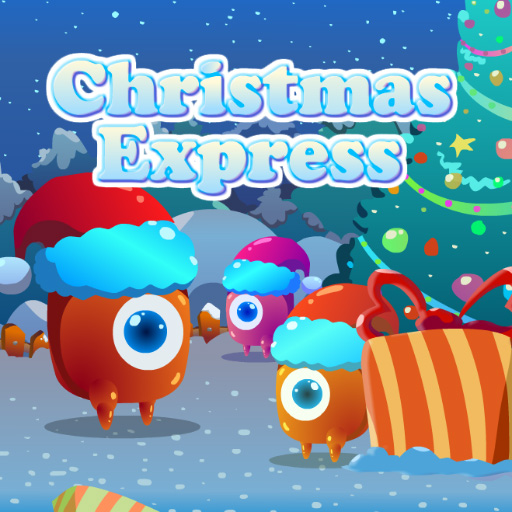 Christmas Express Icon