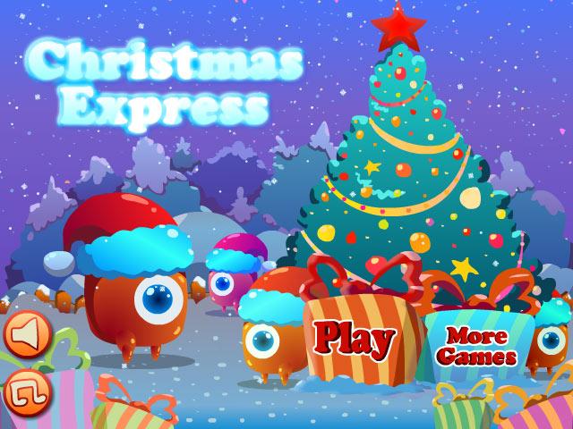 Christmas Express Screenshot 1