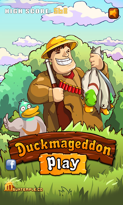 Duckmageddon Screenshot 1