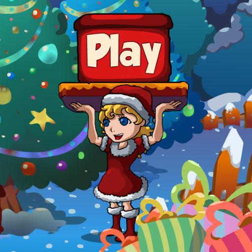 Santa's Christmas Challenge Icon