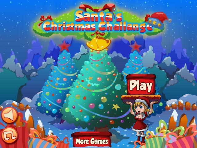 Santa's Christmas Challenge Screenshot 1