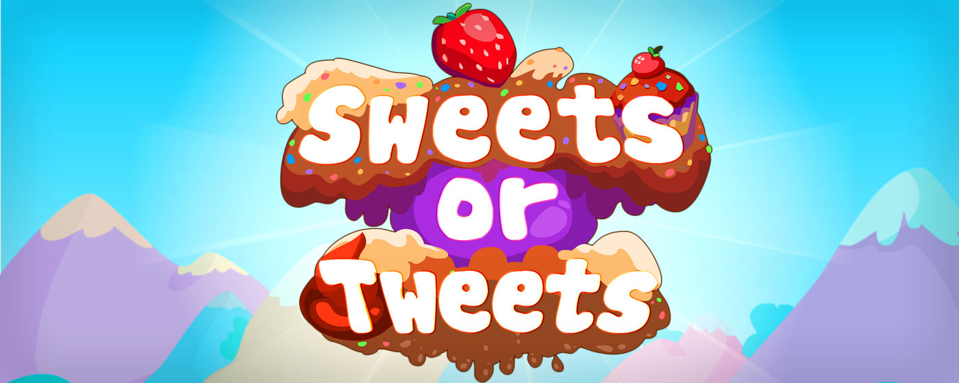 Sweets or Tweets Header