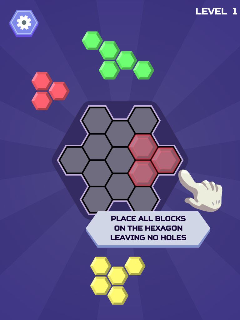 Hex Blocks Puzzle